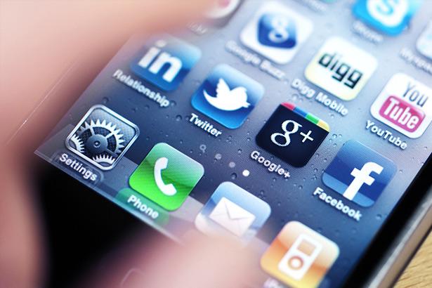Socialné média